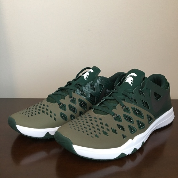 Michigan State Nike Shoes